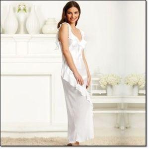 Avon Bridal lingerie gown